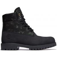 Timberland Ботинки Inch Heritage Boot WP моно черные