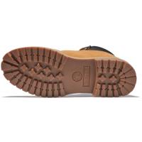 Timberland Ботинки Inch Heritage WP коричневые с черным