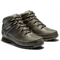 Ботинки Timberland Euro Sprint Mid Hiker темно-зеленые