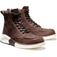 Ботинки Timberland Mtcr Moc Toe Boot темно-коричневые