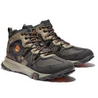 Ботинки Timberland Garrison Trail Mid Fabric черный