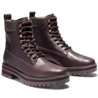Ботинки Timberland Courma Guy Boot бордовые