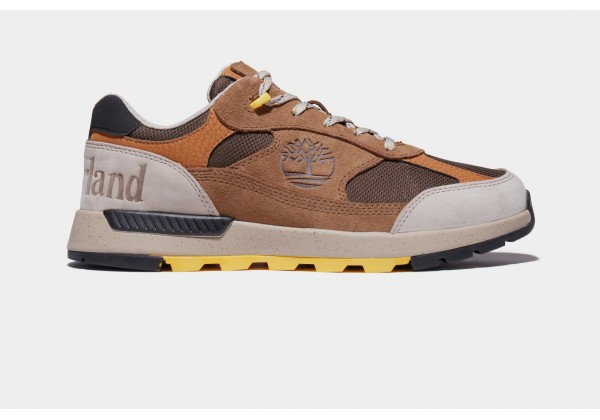 Кроссовки Timberland Field Trekker коричневые