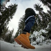 Timberland ботинки 10063 желтые зимние с мехом (36-46)