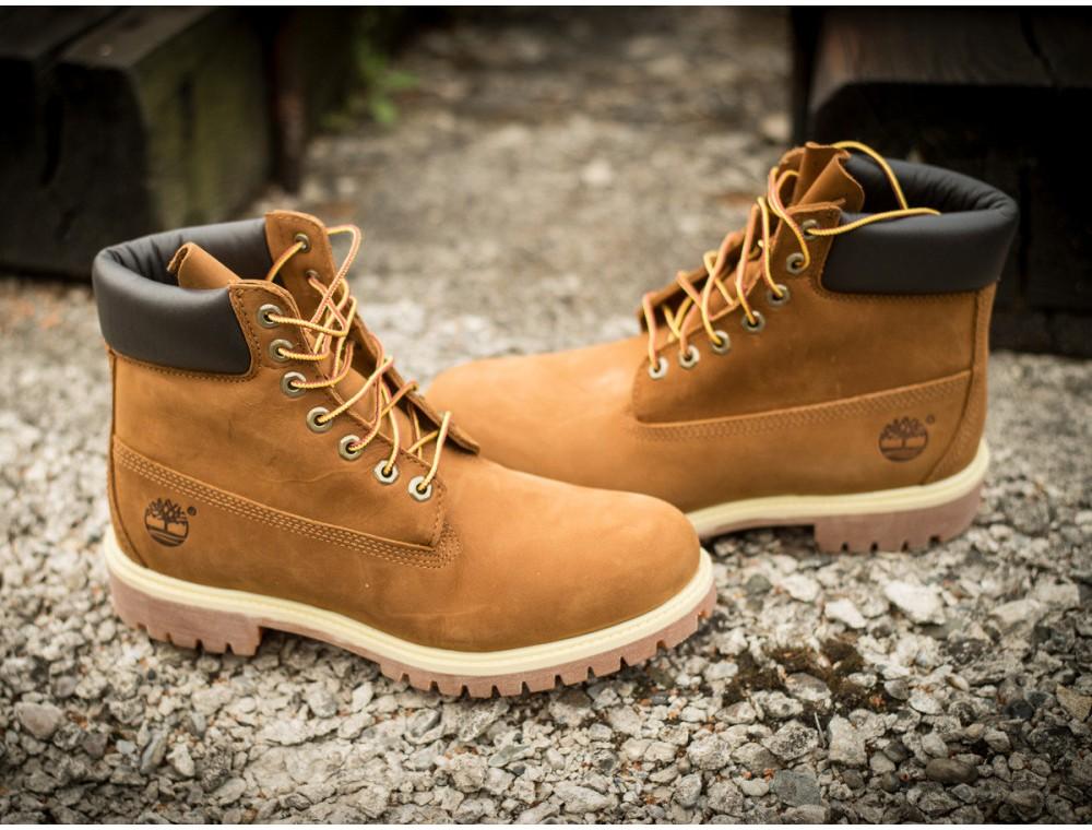 Обзор мужских ботинок Тимберленд