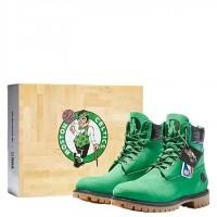 Timberland NBA CELTICS BOSTON зеленые демисезонные