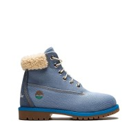 Timberland Ботинки 6in Fabric голубые