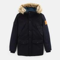 Куртка мужская Timberland Scar Ridge Parka темно-синяя