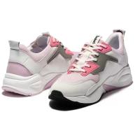 Кроссовки Timberland DELPHIVILLE F/L SNEAKER розовые