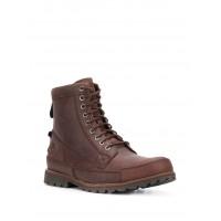 Timberland Ботинки кожаные коричневые (36-45)