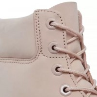 Timberland ботинки 6  PREMIUM WATERPROOF розовые