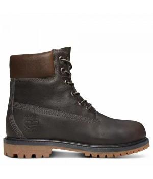 Timberland ботинки 6 INCH ANNIVERSARY WATERPROOF коричневые