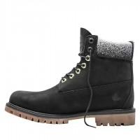 Timberland ботинки 6 inch premium boot nba toronto raptors чёрные