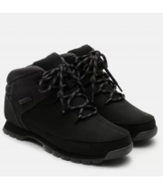Ботинки Тимберленд Euro Sprint Mid Hiker черные (41-46)