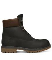 Timberland ботинки 6 BOOT темно-коричневые