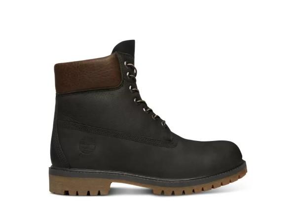 Timberland ботинки HELCOR черные