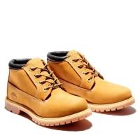 Timberland ботинки NELLIE CHUKKA желтые