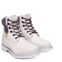 Timberland ботинки 6 ICE CREAM белые
