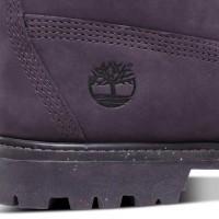 Timberland ботинки 6 ICE CREAM фиолетовые