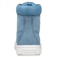 Женские ботинки Timberland Londyn 6-Inch синие демисезонные (36-40)