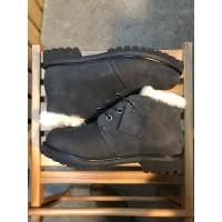 Обувь Timberland Classic Mini черные зимние с мехом (41-46)