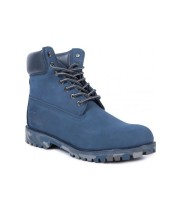 Timberland ботинки 10061 синие демисезонные (36-46)