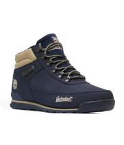 Ботинки Тимберленд Earthkeepers синие зимние с мехом (41-46)