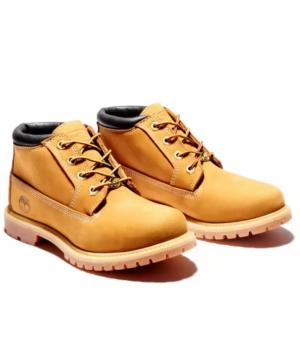 Timberland ботинки Nellie Chukka Double WP Boot желтые